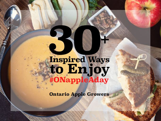 30+ Inspired Ways to Enjoy ONappleAday